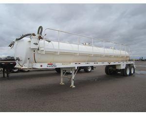 Southern Vac 130 Barrel Vacuum Tank Trailer