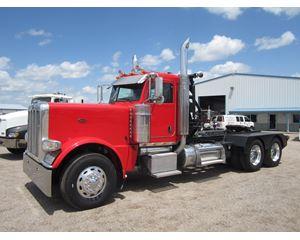Peterbilt 389 Winch / Oil Field Truck