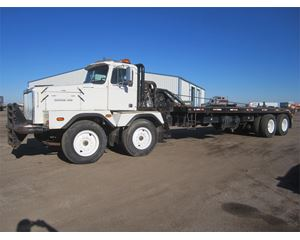 Western Star 6984S Winch / Oil Field Truck