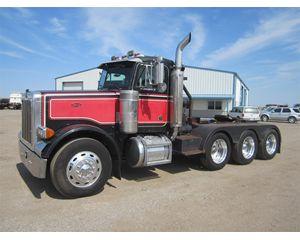 Peterbilt 379 Winch Truck
