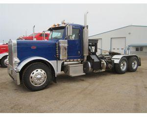 Peterbilt 379EXHD Winch Truck