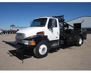 Sterling ACTERRA Winch Truck