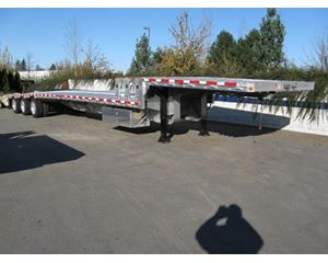 Reitnouer 53 Ft X 102 In. Drop Deck Trailer