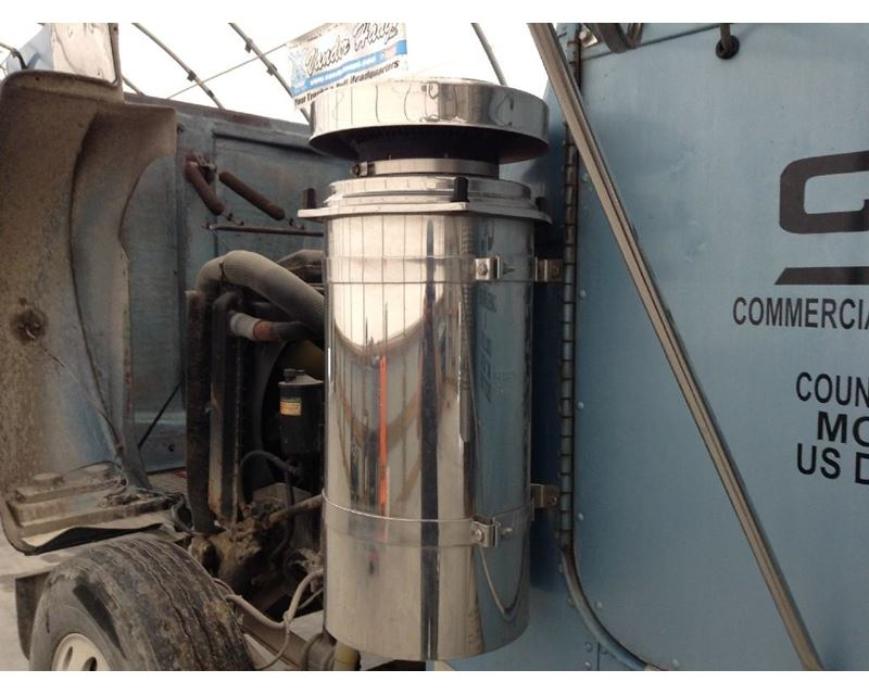 Freightliner Air Cleaners : Freightliner classic xl air cleaner for sale