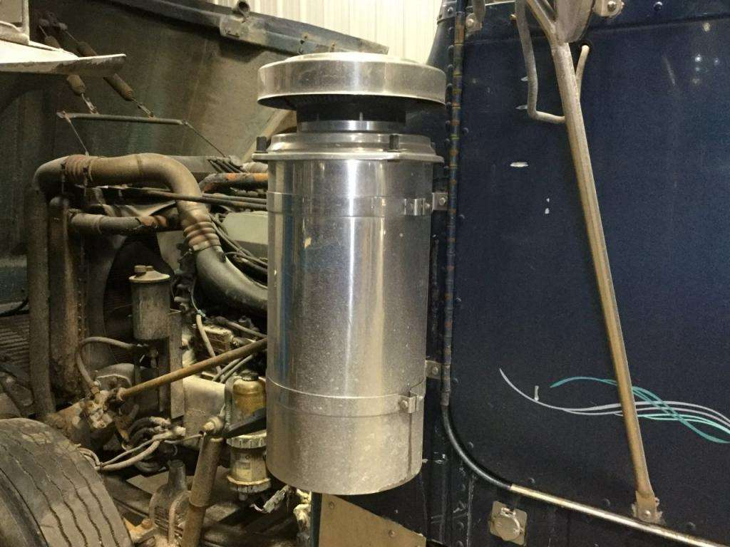 Freightliner Air Cleaners : Freightliner classic xl air cleaner for sale sioux