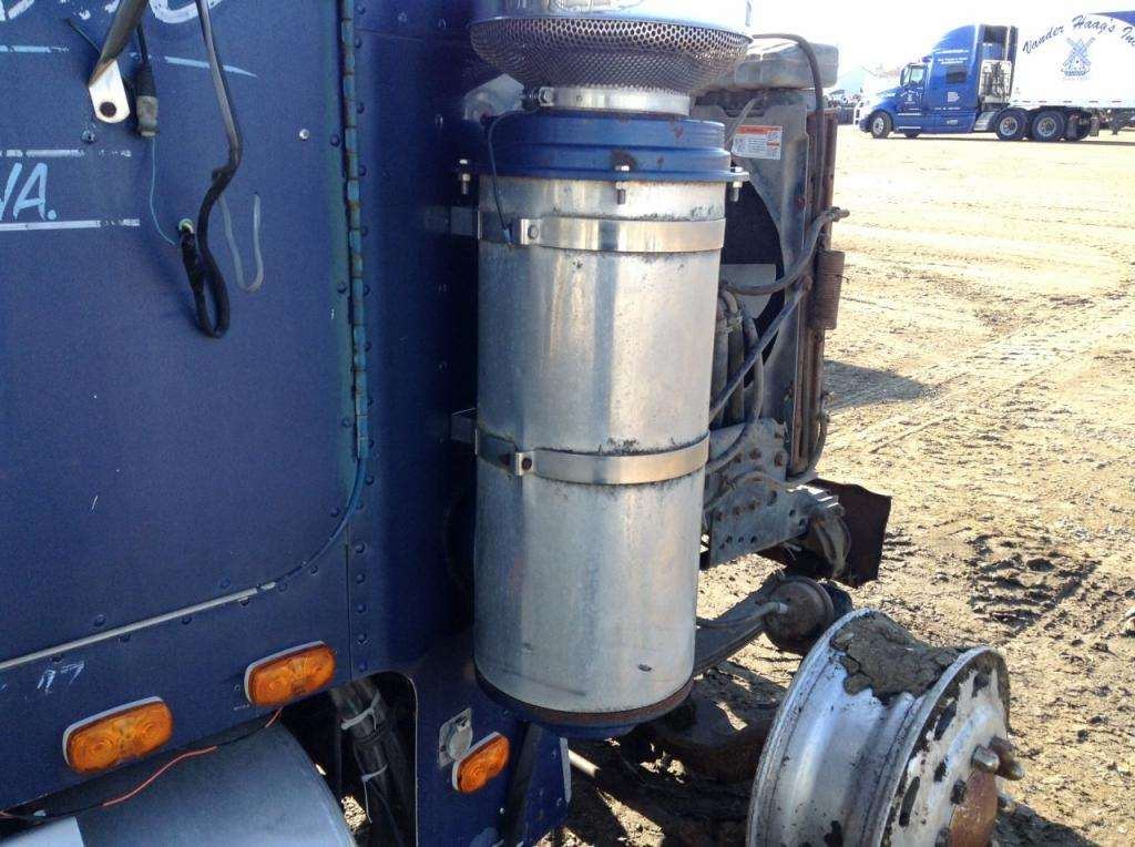 Freightliner Air Cleaners : Freightliner flc air cleaner for sale spencer