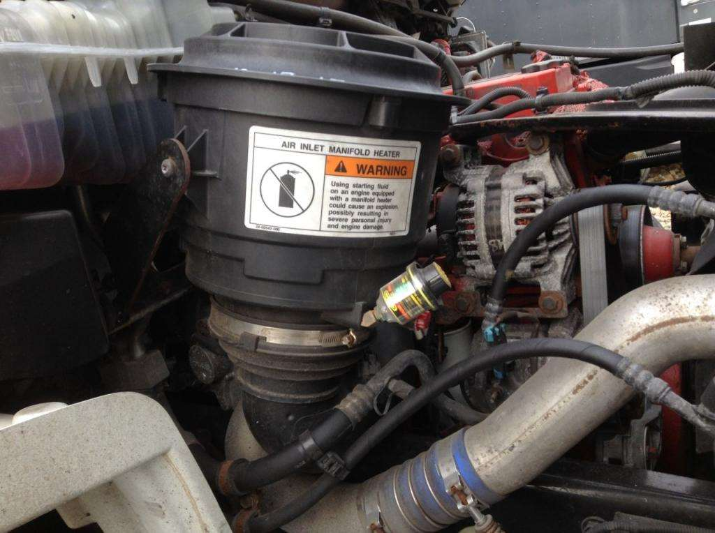 Freightliner Air Cleaners : Freightliner m air cleaner for sale spencer
