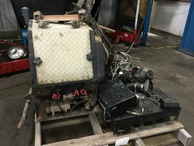 2007 Thermo King TRIPAC Auxiliary Power Unit (APU) for a Kenworth W900L