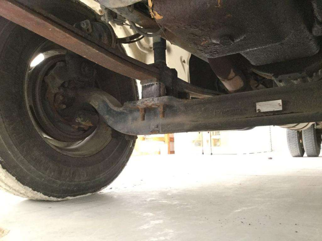 Meritor Front Axles : Meritor fc front axle assembly for a freightliner