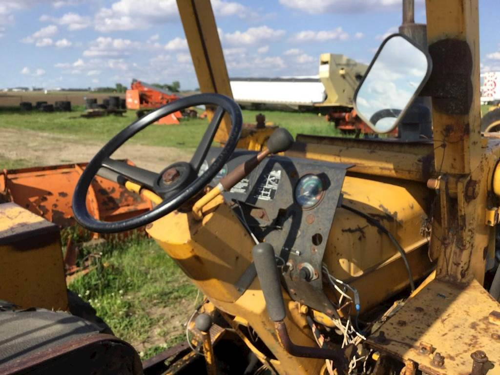 1980 Case 580CK Backhoe Being Dismantled | Spencer, IA