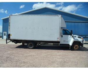 Chevrolet KODIAK C4500 Box Truck / Dry Van