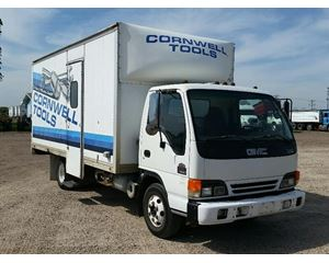 GMC W4500 Box Truck / Dry Van