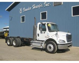 Freightliner BUSINESS CLASS M2 112 Heavy Duty Cab & Chassis Truck