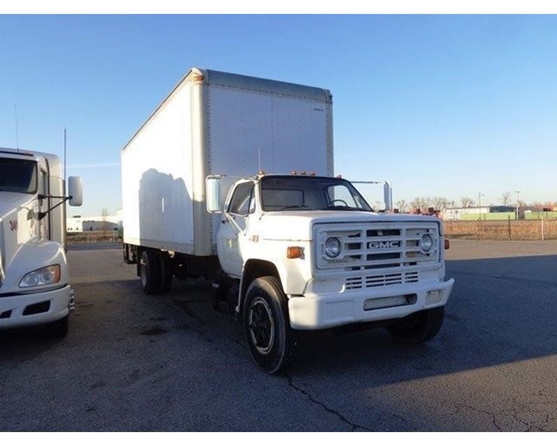 1987 GMC 7000 Heavy Duty Cab & Chassis Truck For Sale ...