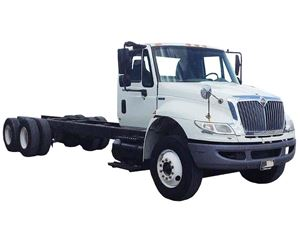 International DURASTAR 4400 Heavy Duty Cab & Chassis Truck
