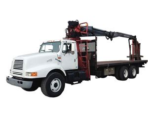 International S2600 Heavy Duty Cab & Chassis Truck