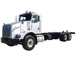 Kenworth T800 Heavy Duty Cab & Chassis Truck