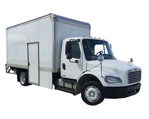 Freightliner BUSINESS CLASS M2 106 Medium Duty Cab & Chassis Truck