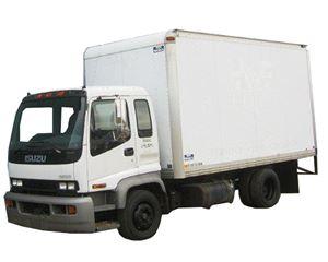 Isuzu FSR Medium Duty Cab & Chassis Truck