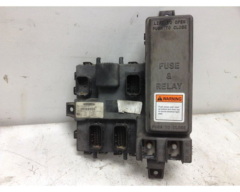 2009 freightliner cascadia cab control module cecu for