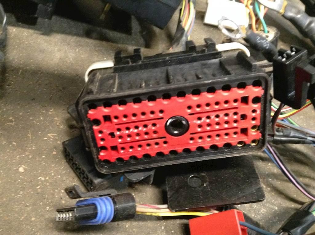 Ford F650 Wiring Harnes