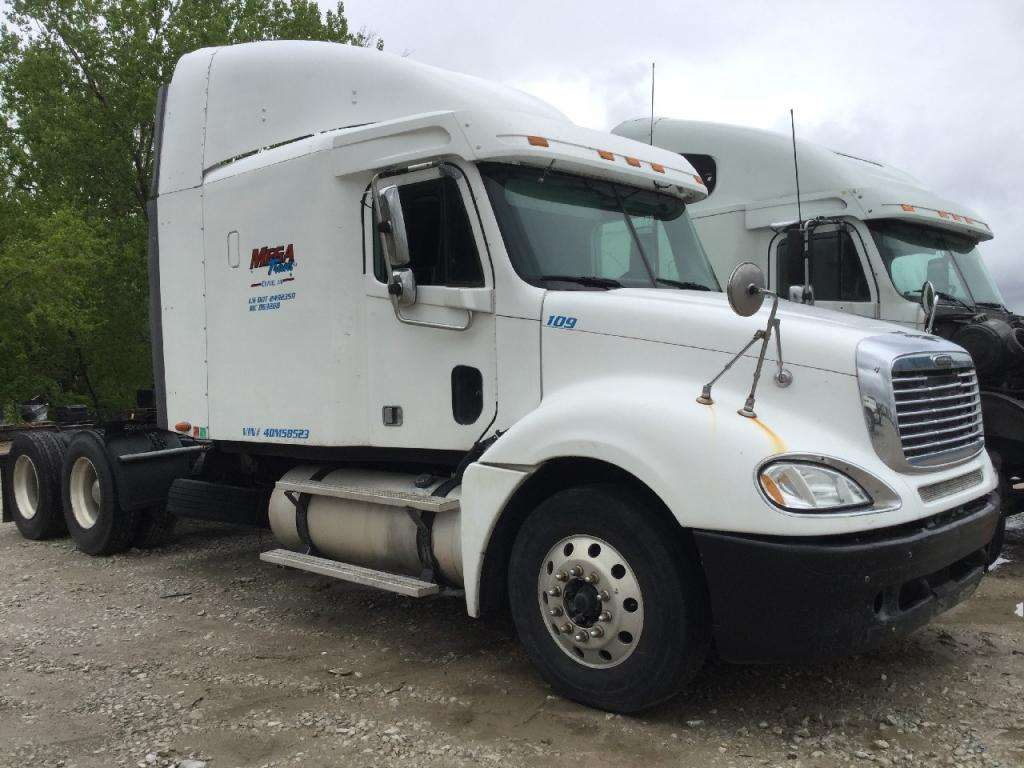 2004 freightliner columbia 120 cab wiring harness for sale 235 556 des moines ia