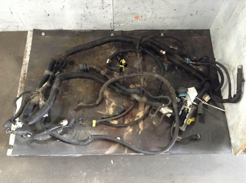 2013 kenworth t660 cab wiring harness Kenworth Delphi Radio Wiring Harness