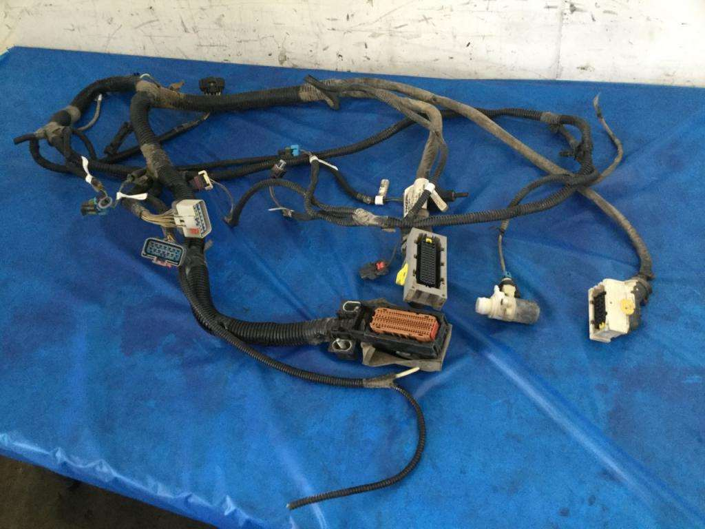 2015 Peterbilt 579 Cab Wiring Harness For Sale Sioux Falls Sd