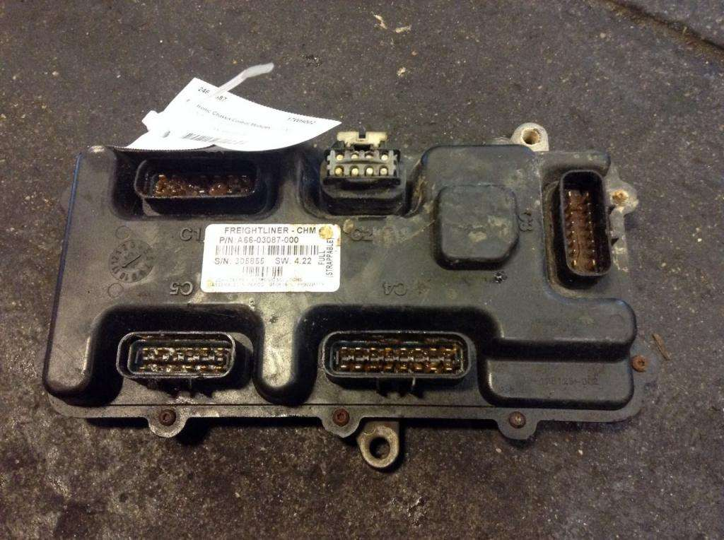 2017 Freightliner M2 106 Chassis Control Module For Sale | Des Moines, IA |  A66-03087-000 | MyLittleSalesman com