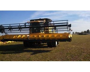 New Holland 74C Combine Header