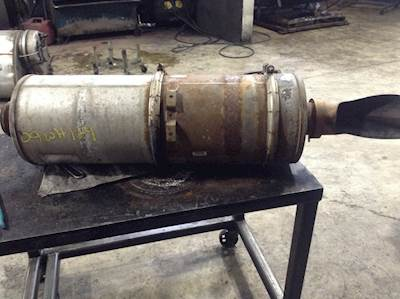 2009 Mercedes-Benz MBE926 DPF Assembly for a Freightliner M2 106