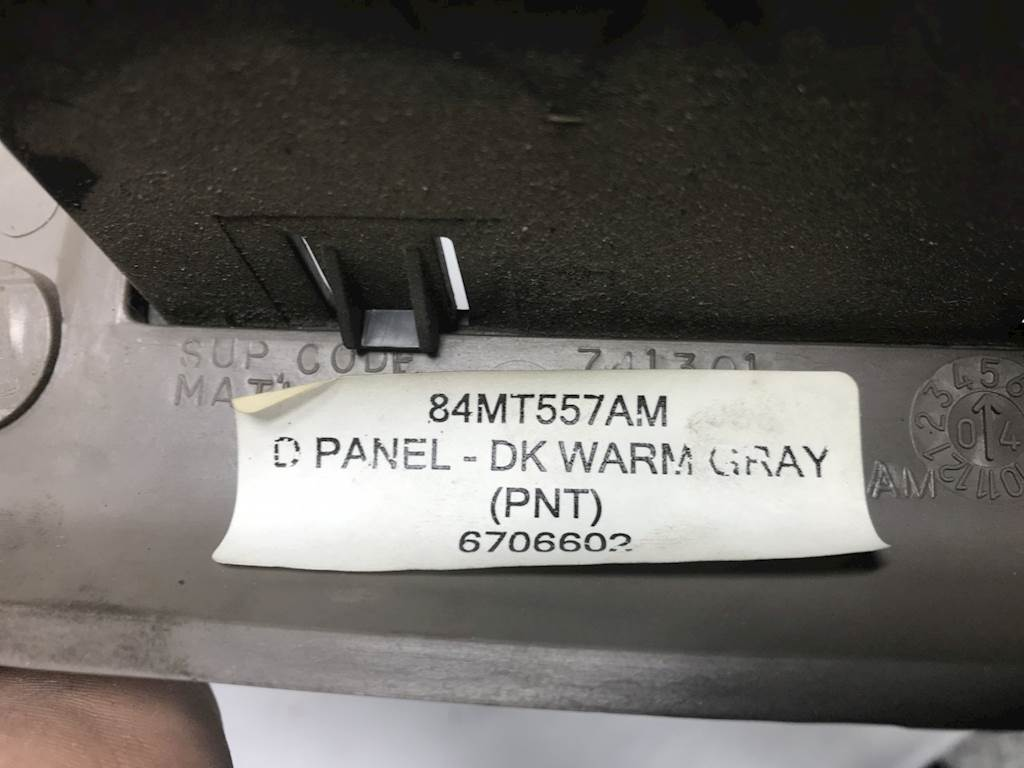 2005 Mack Vision Dash Panel for a Mack CX Vision Mack Cx Ignition Wiring Diagram on