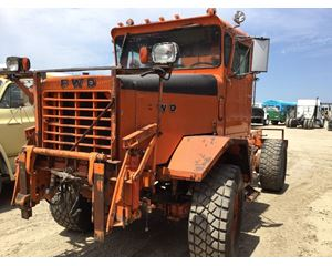 FWD RB44 Day Cab Truck