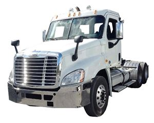 Freightliner CA12564DC - CASCADIA Day Cab Truck