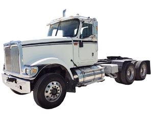 International 5900I Day Cab Truck