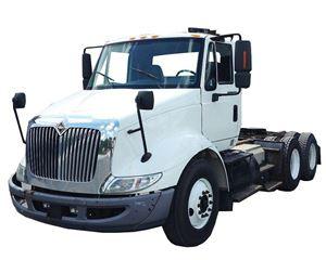 International 8600 Day Cab Truck