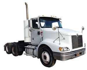 International 9200 Day Cab Truck