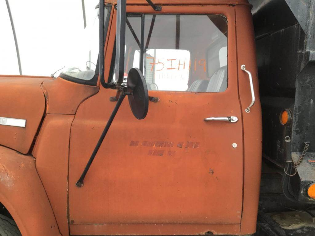 86 1975 International Loadstar 1600 For Truck 1700 Wiring Diagram Front Door Assembly A