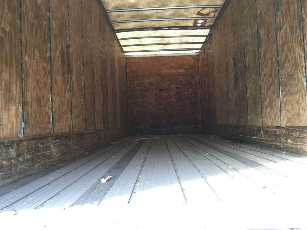 2001 Great Dane TRAILER Dry Van Trailer For Sale   Kansas ...