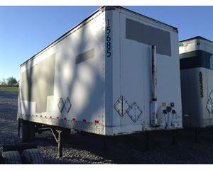 Strick Dry Van Trailer