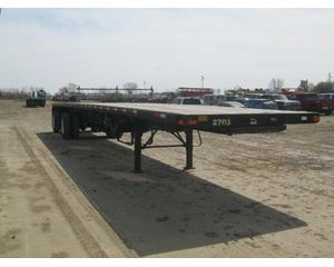 Transcraft Dry Van Trailer