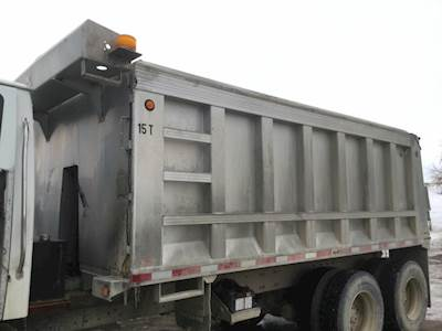 Used dump truck beds for sale near me