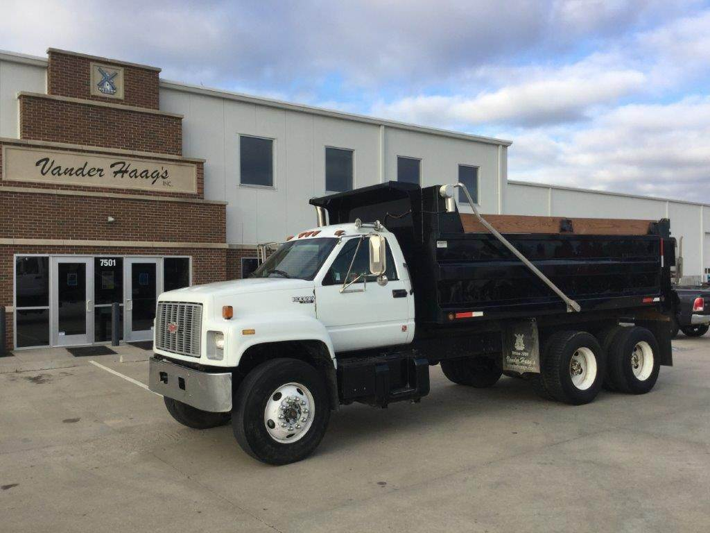 Kodiak Truck For Sale >> 1996 Chevrolet Kodiak 70 Dump Truck For Sale 325 209 Miles Kansas City Mo 96ch040 Mylittlesalesman Com