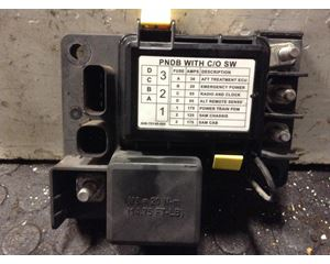 Electrical Misc. Parts Freightliner CASCADIA 3384950 thumb 2011 freightliner cascadia electrical parts for sale, 404,000 2014 Freightliner Cascadia Fuse Box Location at gsmportal.co