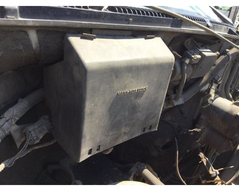 Electrical Misc. Parts GMC TOPKICK 6631378 1994 gmc topkick electrical parts for sale spencer, ia Custom GMC Topkick at reclaimingppi.co