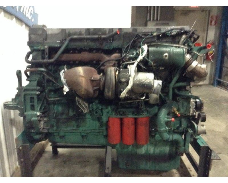 2006 Volvo D16 Engine Assembly For Sale Spencer Ia