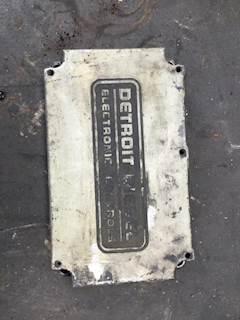 detroit series 60 11 1l engine control module (ecm)
