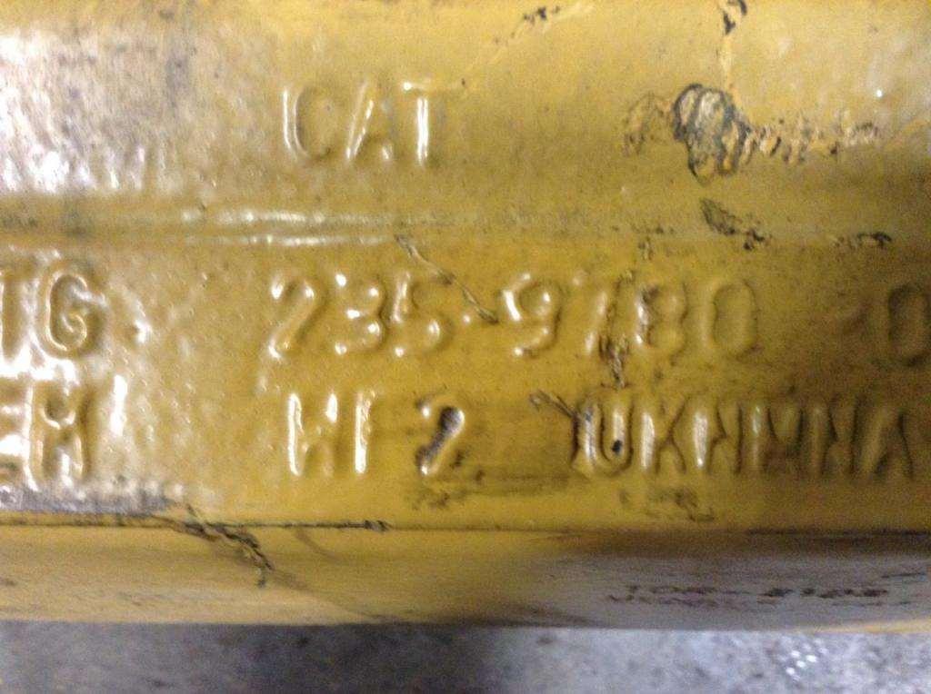 Caterpillar C13 Engine Oil Cooler