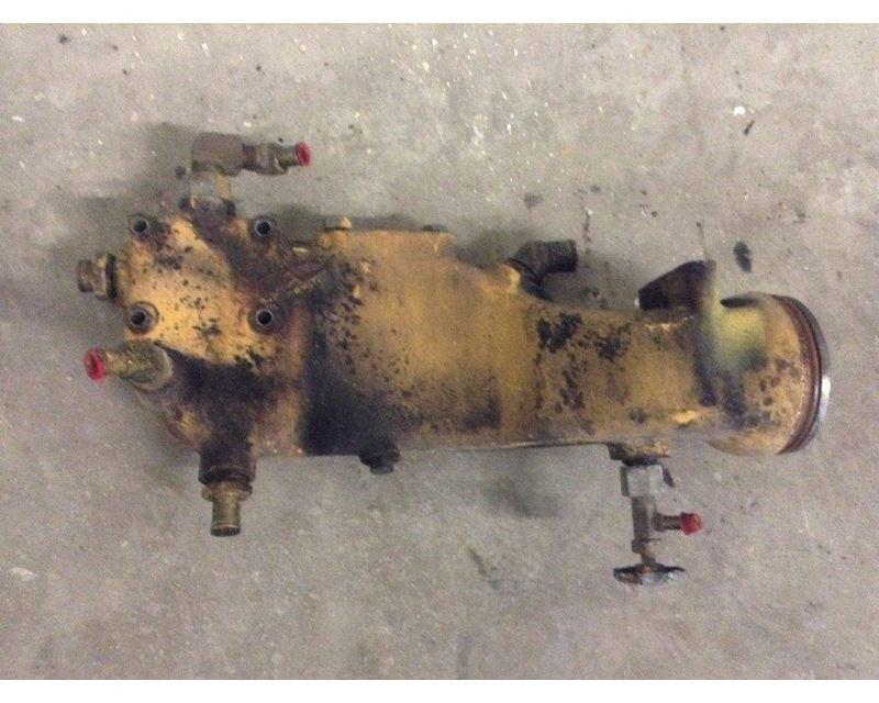2007 Caterpillar C15 Engine Oil Cooler For Sale | Spencer, IA | 24406096 |  MyLittleSalesman com
