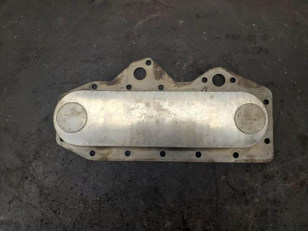 Caterpillar C7 Engine Oil Cooler For Sale | Spencer, IA | 187-8595 |  MyLittleSalesman com